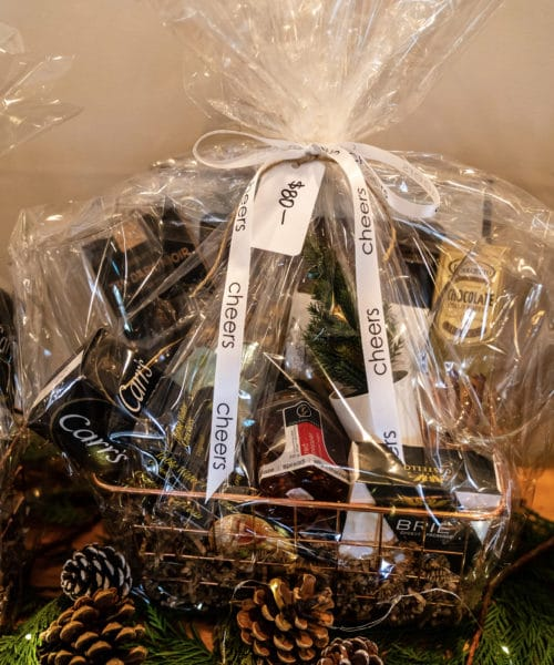 The Premium Holiday Gift Basket