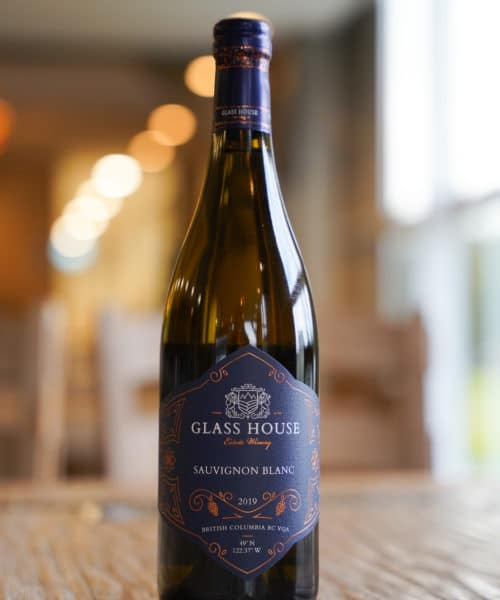 Sauvignon Blanc by Glass House Estate Winery